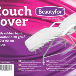 Beautyfor couch cover spandbond 200x90cm 10pcs.