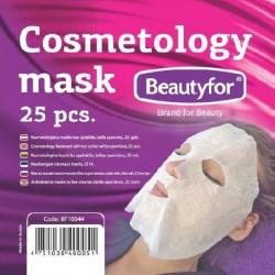 SPA Cosmetology Spunlace Facial Masks without collar (25)