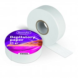 Depilatory Waxing Paper Roll (500 cuts), 85G