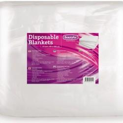 Disposable Soft Spunlace Blankets (25)