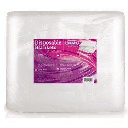 Disposable Soft Spunlace Blankets (25)
