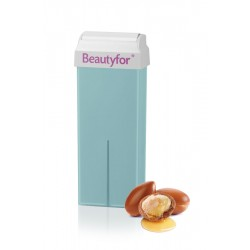 Wax roll-on cartridge,  Zinc Oxyde Argan Oil Beautyfor 100 ml