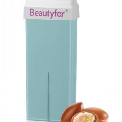 Wax roll-on cartridge,  Zinc Oxyde Argan Oil Beautyfor 100 ml