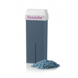 Wax roll-on cartridge Blue Azulene Beautyfor 100 ml
