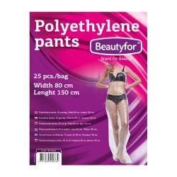 Polyethylene pants 25pcs