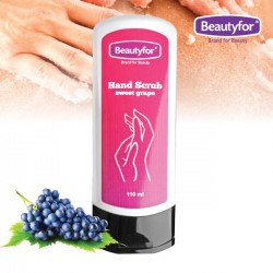 Beautyfor Hand scrub Sweet Grape 110ml