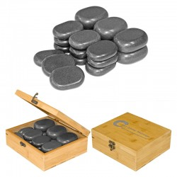 Hot Stone Set H18TC 18pcs