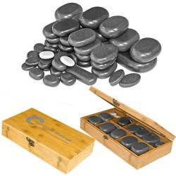 Hot Stone Set H45TC2 45pcs