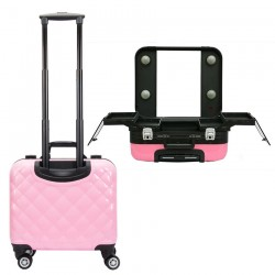 Make-up Case KC-211 pink
