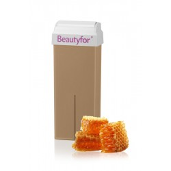 Wax roll-on cartridge, Yellow Honey Beautyfor 100 ml