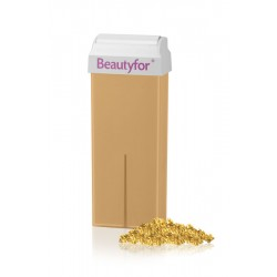 Wax roll-on cartridge, Micromica Gold Beautyfor 100 ml