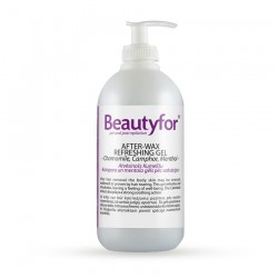 Beautyfor After Wax Refreshing Gel 500ml