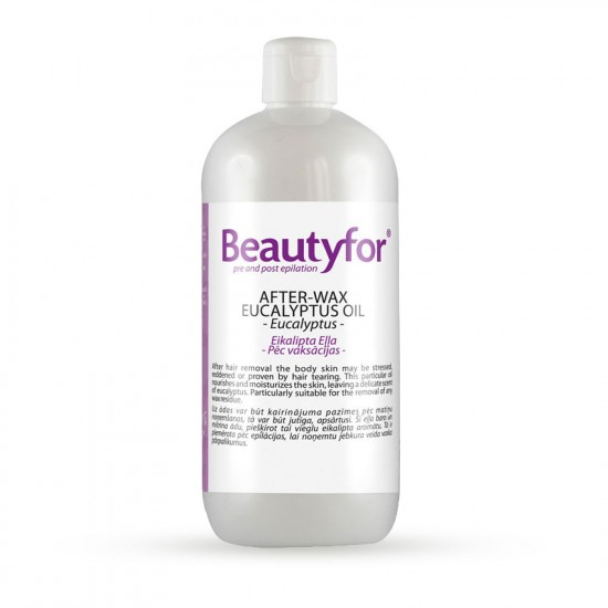Beautyfor After-Wax Eucalyptus Oil 500ml