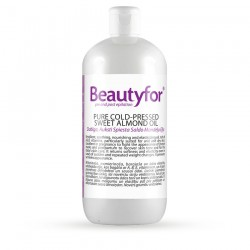 Beautyfor Pure Sweet Almond Oil 500ml
