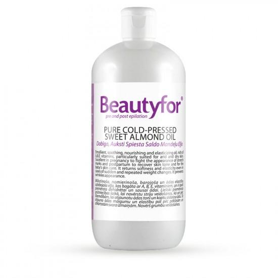 Beautyfor Pure Sweet Almond Oil 500ml
