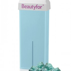 Wax roll-on cartridge, Titanium Talc Beautyfor 100 ml