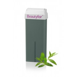 Wax roll-on cartridge Australia with tea tree oil Beautyfor 100 ml
