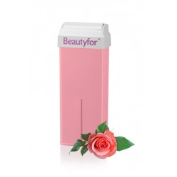Wax roll-on cartridge,  Titanium Pink Beautyfor 100 ml