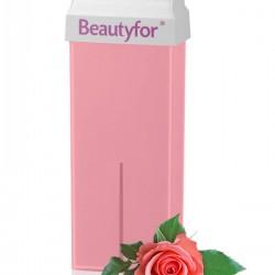 Wax roll-on cartridge,  Titanium Pink Beautyfor 100 ml