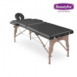 Beautyfor Portable Wooden Massage Table FMA201A black