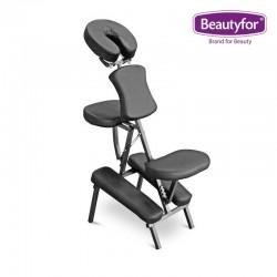 Beautyfor Portable Steel massage chair FM002 black