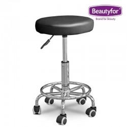 Beautyfor Salon Stool FM004-3 black