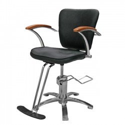 Styling Chair in Black unit AB11