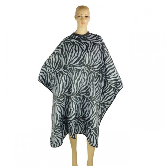 Salon Cape with Animal Design Printing CA-08C