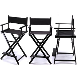 Chair for make-up KC-CH01, black