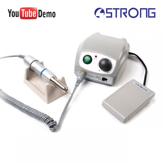 """Electric Nail Drill Machine """"STRONG"""", 35000 RPM"""