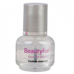 Beautyfor Cuticle remover 15ml transparent