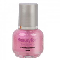 Beautyfor Cuticle remover 15ml pink