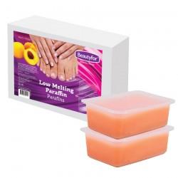 Peach low-melting paraffin 1000ml