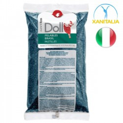 Xanitalia Doll Stripless Azulene Pelables Hot-Wax Beads 1kg