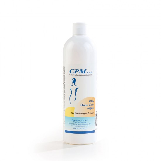 After wax CPM Oil Argan 500ml
