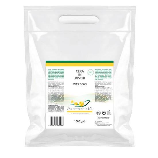 Brazilian epilation wax Alamanda 1kg