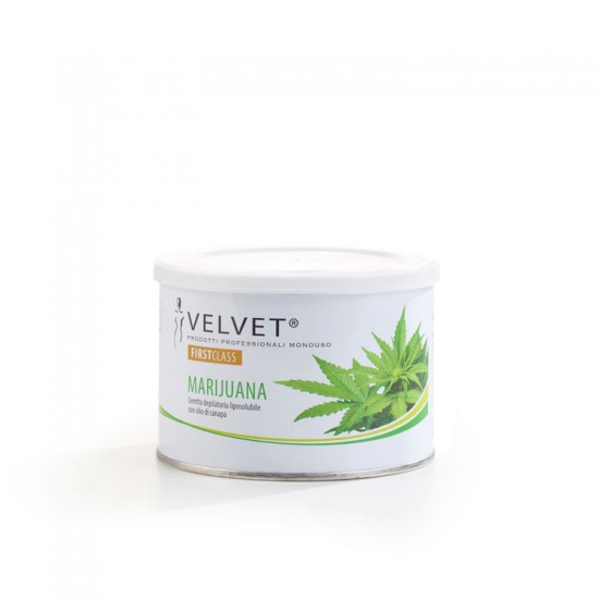 Velvet lipo-soluble wax Marijuana 400ml