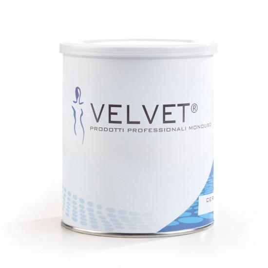 Velvet lipo-soluble wax Bi-talc 800ml