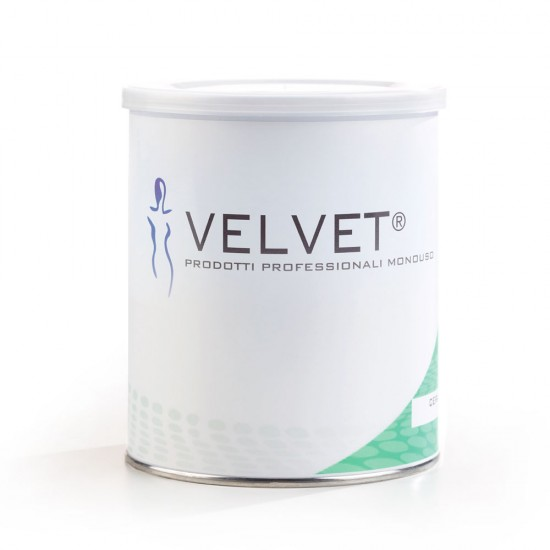 Velvet lipo-soluble wax Zinc and Argan 800ml