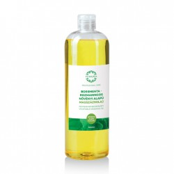 Yamuna peppermint&rosemary massage oil 1000ml